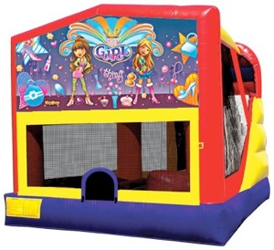 combo bounce house rental springfield